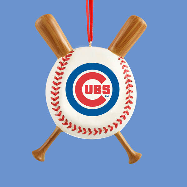 Cubs Christmas Ornaments.Mlb Ornaments The Christmas Mouse
