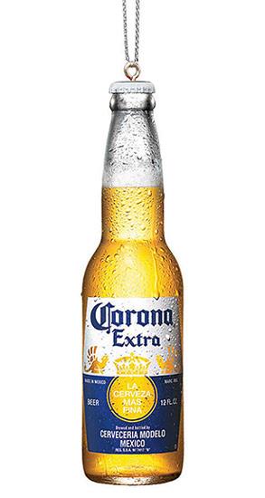 Corona Extra Bottle Ornament Item 101560 The Christmas Mouse