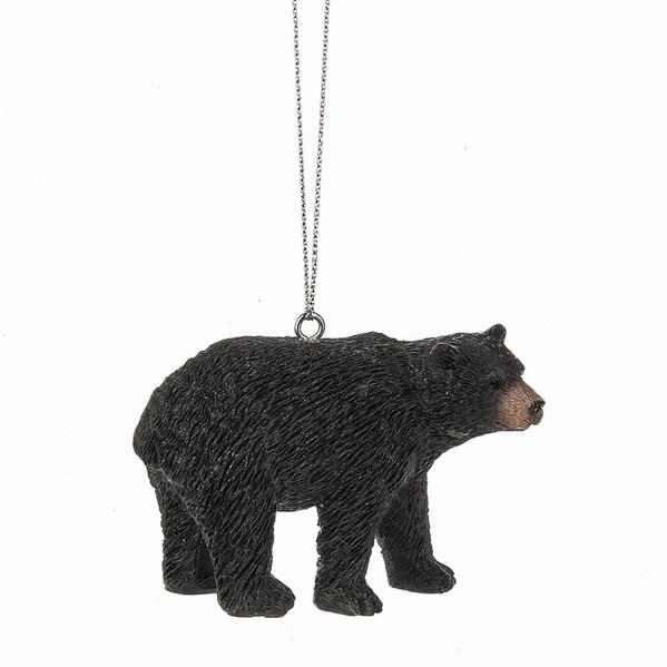 American Black Bear Ornament - American Black Bear Ornament - Item 261590 - The Christmas Mouse
