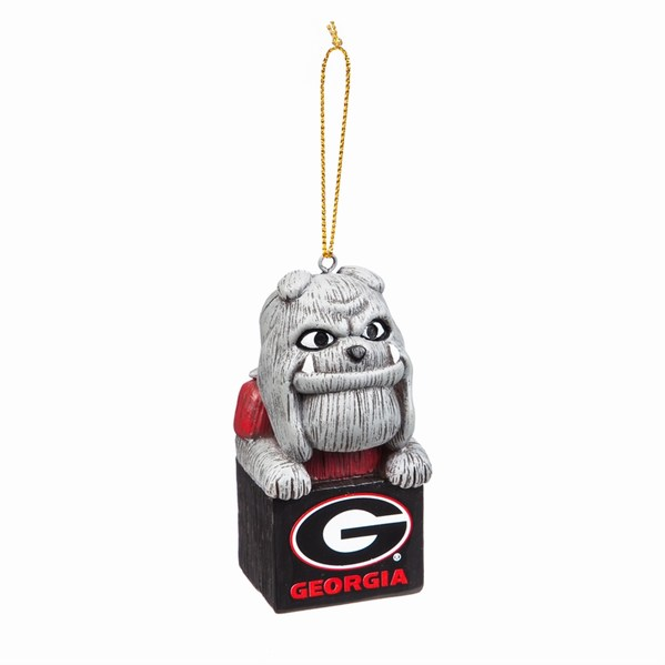 University of Georgia Bulldogs Mascot Ornament - Item ...