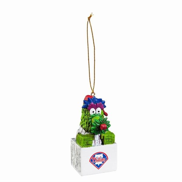 Philadelphia Phillies Mascot Ornament - Item 420997 - The Christmas ...