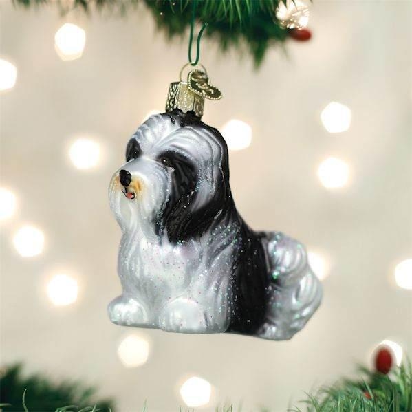 Havanese Ornament - Havanese Ornament - Item 425411 - The Christmas Mouse
