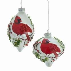 Cardinal Ornaments The Christmas Mouse