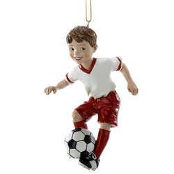 Soccer Ornaments - The Christmas Mouse