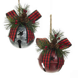 Jingle Bell Ornaments The Christmas Mouse