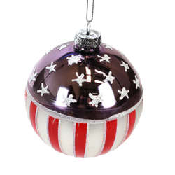 Patriotic Ornaments - The Christmas Mouse