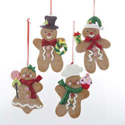 gingerbread boygirl ornament