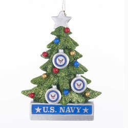 Naval Christmas Ornaments.Military And Patriotic Ornaments The Christmas Mouse