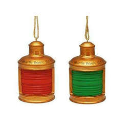 Red Green Myrtle Beach Lantern Ornament