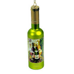 Wine And Beer Ornaments The Christmas Mouse